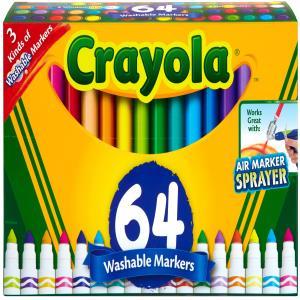 Mandala Coloring Markers